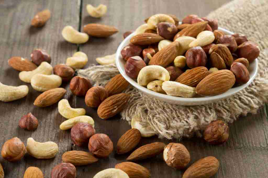 nuts - a great health food
