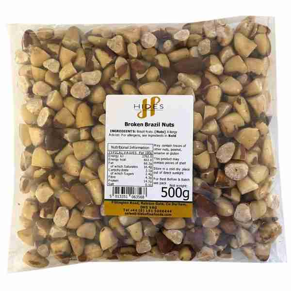 Broken Brazil Nuts