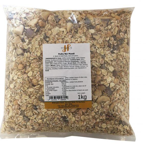 Fruity Nut Muesli 1kg