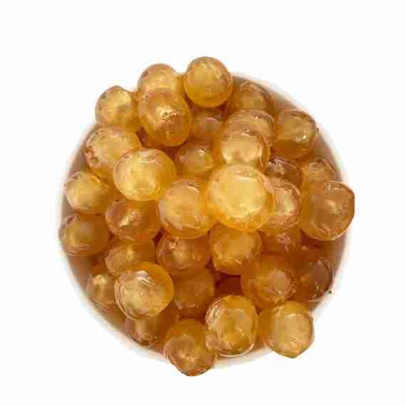 Gold cherries 1