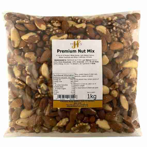 Premium Nut Mix 1kg