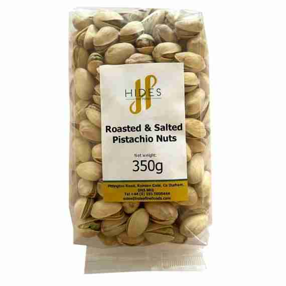 Roasted & Salted Pistachio