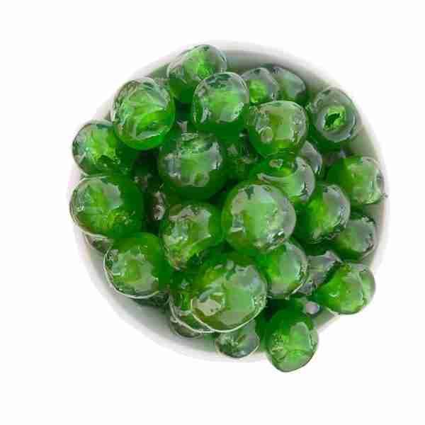 green cherries