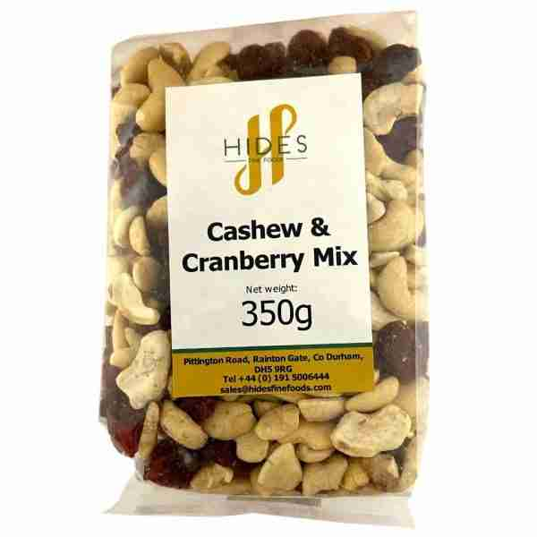 Cashews & Cranberries 350g